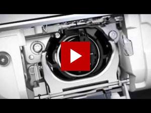 Filmy i prezentacje hafciarki bernina b770 qe for Porta bobina macchina da cucire